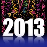 2013 New Year by Billy Alexander via Stock.xchng