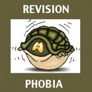 Revision Phobia: Letting Go