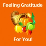 I'm Grateful for You!