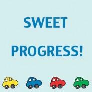 Sweet Progress