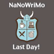 My First NaNoWriMo: Last Day!