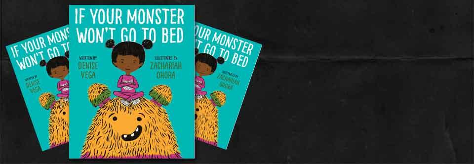 Woop! MONSTER Book Release