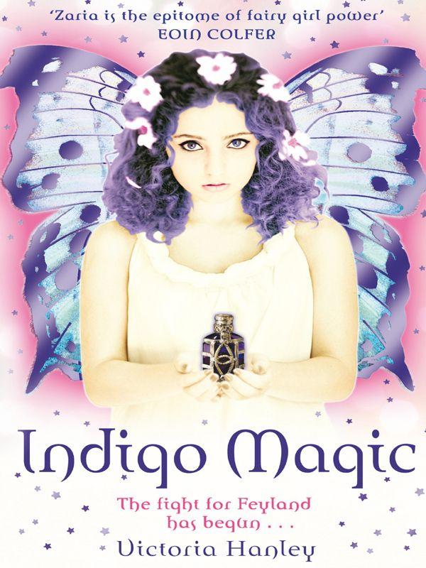 INDIGO MAGIC by Victoria Hanley