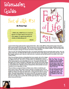 Fact of Life #31 Discussion Guide
