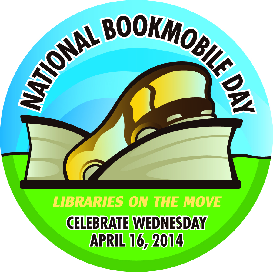 Celebrate National Bookmobile Day!