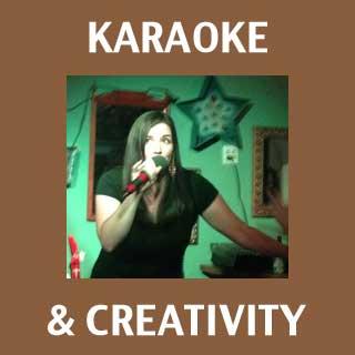 Karaoke and Creativity