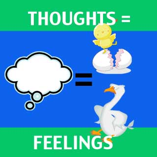 Thoughts-Feelings