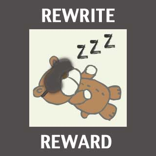 Rewrite Reward