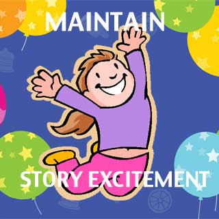How Do You Stay Excited About a Story Idea?