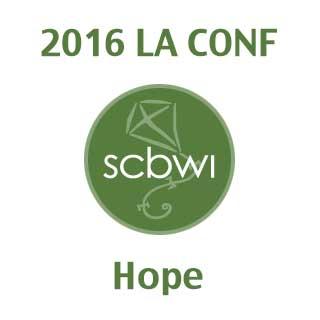 2016 SCBWI LA: Hope