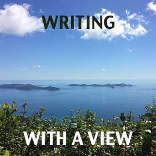 Writer in Paradise: The Novel!