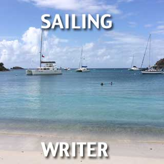 Writer in Paradise: The Sailing Writer